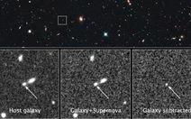 Phát hiện vụ nổ sao xa nhất vũ trụ