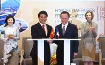 THACO ký kết thỏa thuận hợp tác với Peugeot