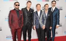 Backstreet Boys nhận sao trên Đại lộ danh vọng