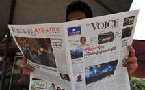 """Myanmar: """"Báo mới đây!"""""""