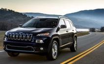 """Jeep phục hồi """"nam tính"""" cho Cherokee 2014"""