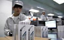 Doanh số iPhone sụt giảm, Foxconn rầu rĩ