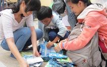 Ngày hội tái chế chất thải 2013