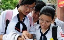 Công bố hướng dẫn mới nhất về thi tốt nghiệp THPT 2013