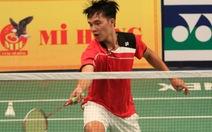 Tất cả tay vợt VN trở thành... khán giả tại giải châu Á