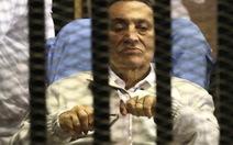 Cựu tổng thống Ai Cập Mubarak từ bệnh viện trở lại nhà tù