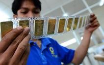 Vàng SJC vẫn đắt hơn thế giới 6 triệu đồng/lượng