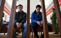 Sát hại vợ chồng chủ, hai người làm công nhận án 18 năm tù