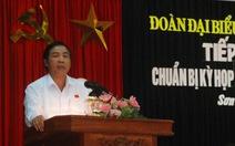 Ông Nguyễn Bá Thanh: Tôi không có tiền trong tài khoản ở nước ngoài