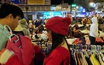 Dẹp khu bán đồ cũ chợ đêm Đà Lạt, dân phản ứng