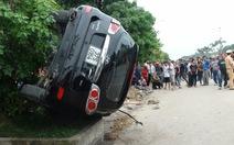 Mượn ôtô, chạy ẩu gây tai nạn làm 2 người chết