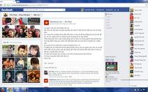 Ngôi sao thể thao Việt Nam mê Facebook