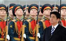 Nga - Nhật: tái khởi động hiệp ước hòa bình