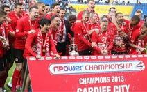 Cardiff lên hạng, Craig Bellamy trở lại Premiership