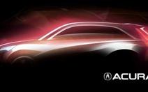 Acura ra mắt dòng xe Crossover vô cùng nhỏ gọn