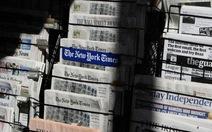 New York Times tăng trưởng mạnh nhờ báo điện tử