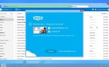 Gọi thoại Skype ngay trong Outlook.com