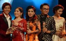 Hoài Linh đoạt cú đúp Giải thưởng truyền hình HTV 2013