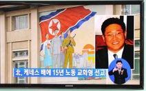 Triều Tiên y án 15 năm tù cho công dân Mỹ