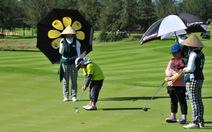 Bí mật phía sau sân golf