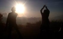 Lên đỉnh Batur đón thần mặt trời