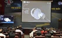 VNREDSat-1 chụp thành công những bức ảnh đầu tiên