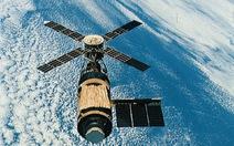 NASA kỷ niệm 40 năm dự án trạm vũ trụ đầu tiên