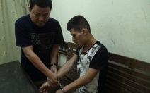 Bắt nghi phạm trộm tài sản trong khách sạn Beljing