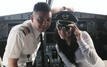 Phạt tiền, đình chỉ bay phi công để Lý Nhã Kỳ lên buồng lái