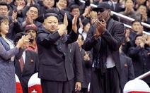 Dennis Rodman muốn đến Triều Tiên để giải cứu công dân Mỹ