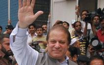 Cựu thủ tướng Pakistan tuyên bố thắng cử