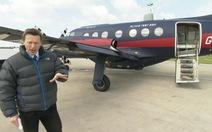 Thử nghiệm thành công máy bay chở khách không người lái