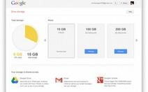 Google Drive tăng gấp 3 lần dung lượng lưu trữ miễn phí
