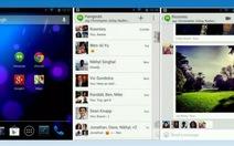 Google Hangouts gia nhập nhóm nhắn tin di động