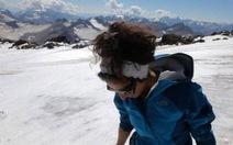 Người phụ nữ Ả Rập đầu tiên chinh phục đỉnh Everest