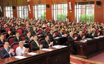 Đề nghị giữ nguyên tên nước Cộng hòa XHCN Việt Nam