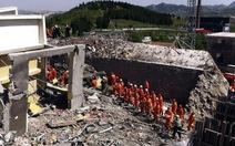 Nổ nhà máy thuốc nổ, ít nhất 33 người chết và mất tích