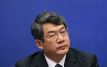 """""""Cơn bão chống tham nhũng"""" mới ở Bắc Kinh"""