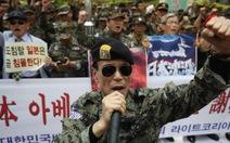 Nhật phản đối xã luận của báo Hàn Quốc về bom nguyên tử