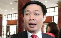 Thủ tướng trình Quốc hội miễn nhiệm Bộ trưởng Bộ Tài chính