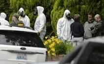 Mỹ bắt nghi phạm gửi thư chứa chất độc