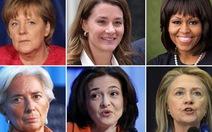 Thủ tướng Đức là phụ nữ quyền lực nhất thế giới
