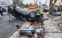 Phó giám đốc sở lái xe gây tai nạn chết người