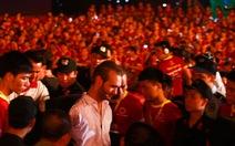 Nick Vujicic làm nóng sân Mỹ Đình 25.000 khán giả