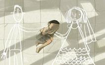 Truyện ngắn 1.200: Cô dâu chú rể