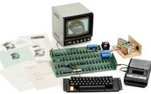 PC đầu tiên do Steve Jobs thiết kế giá 14 tỉ đồng