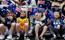 """OECD xếp Úc là nước phát triển """"hạnh phúc nhất"""""""
