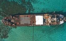 Philippines yêu cầu Trung Quốc rút tàu khỏi bãi Second Thomas