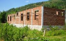 Thanh Hóa: hai công trình bỏ hoang