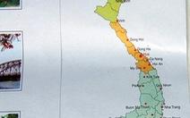 Hồ sơ xin việc in bản đồ không có Hoàng Sa, Trường Sa